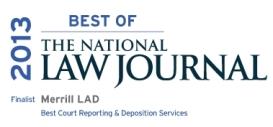 Merrill LAD Best Court Reporting
