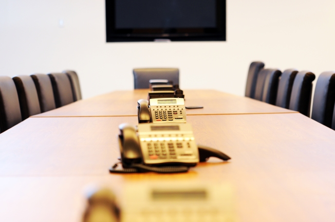 High Capacity Conference Rooms