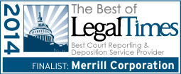 Merrill Deposition Services Voted